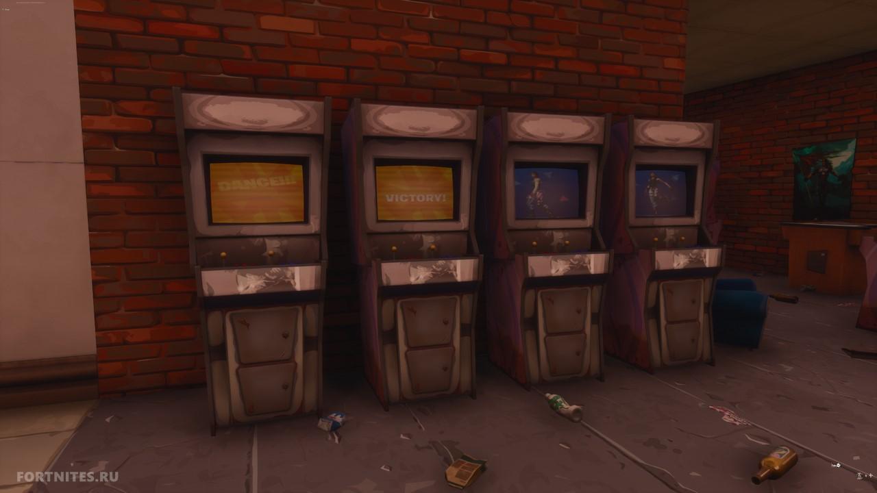 Уничтожьте 3 игровых автоматов ходе успешно выполненных миссий музей игровых автоматов в москве официальный сайт цены